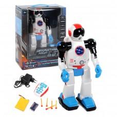 Интерактивный говорящий робот Бот BeBoy Защитник вселенной 8514