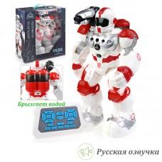 Радиоуправляемый робот-пожарный Zhorya Альф ZYA-A2747 (Русский язык, брызгает водой)