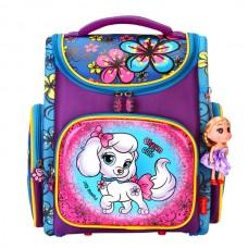 Школьный ортопедический ранец для девочки 1-4 класс Charm and cute